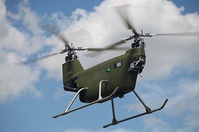 DP-12 Rhino Tandem Tactical UAV