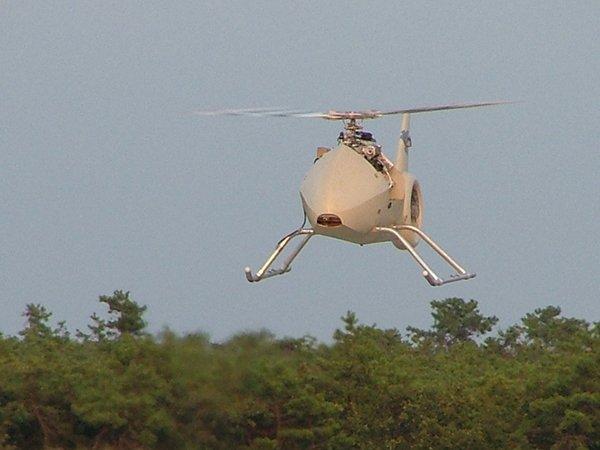 The DP-5X Wasp is an autonomous heavy-fuel tactical UAV